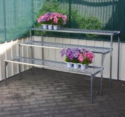 outdoor plant shelving 3 tiered plant stand tps31440 349 00 landera