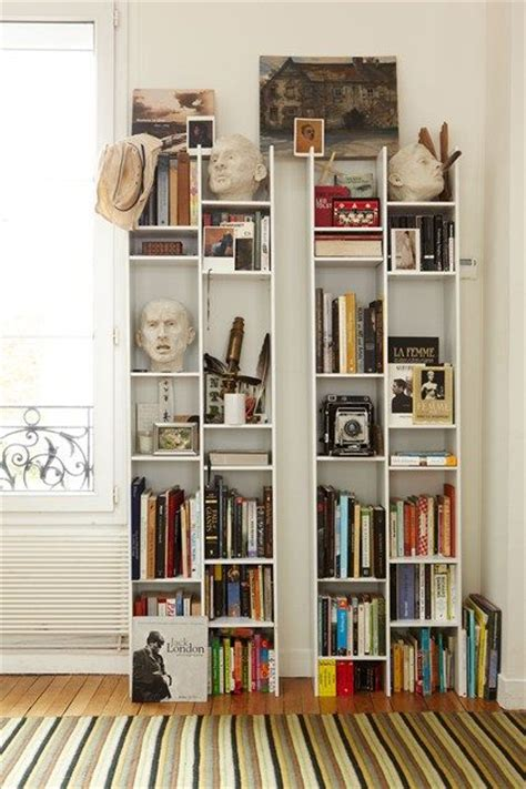 Ladder Bookshelf Decorating Ideas by 90 Best Bookshelves Home Libraries Images On