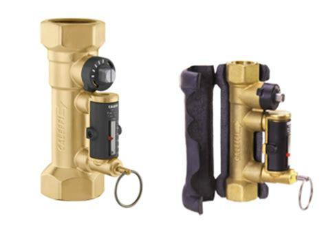 thermal comfort meter quicksetter balancing valve with flow meter by caleffi