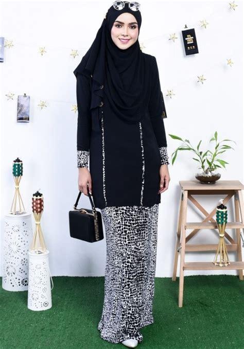 fesyen baju wanita dengan lace 17 baju kurung modern cantik dengan fesyen terkini 2018