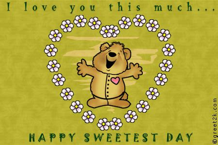 Sweetest Day Ecards on the sweetest day free sweetest day ecards and