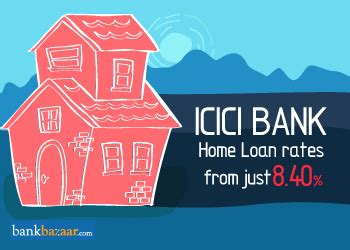 icici home loan apply 8 35 interest rates with