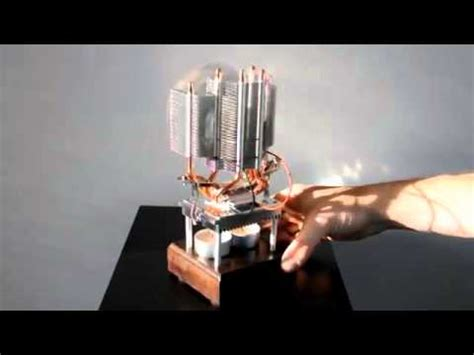 thermoelectric fan powered by a candle thermoelectric fan powered by a candle youtube