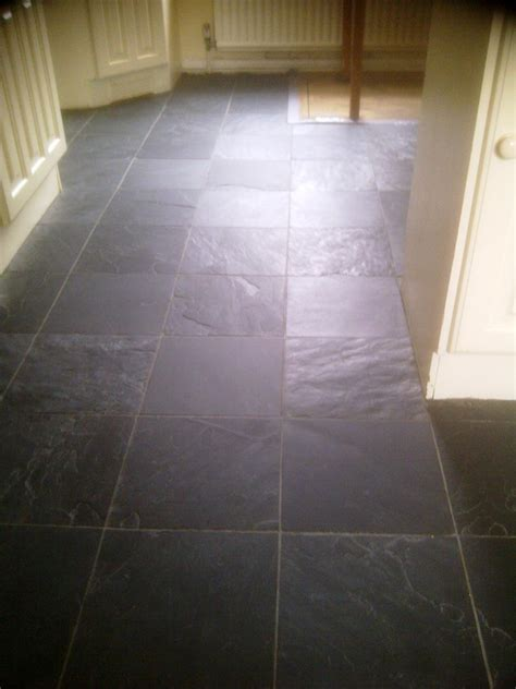 How To Seal Tile Floor by Sealing Slate Tiles Northtonshire Tile Doctor