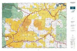 colorado gmu 35 map mytopo