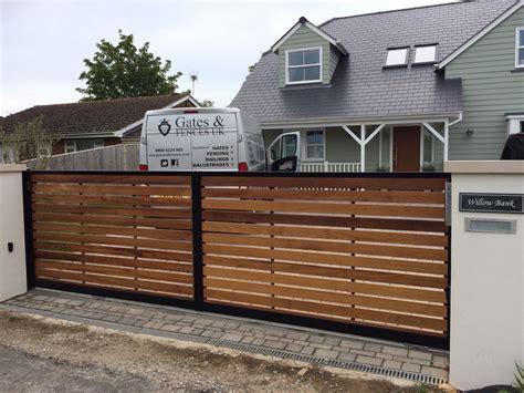 modern driveway gates modern driveway gates the kingston design metal