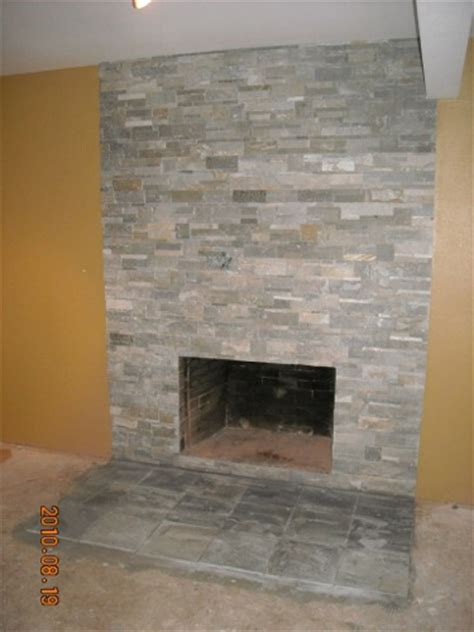how to resurface a brick fireplace handyman mike of gig harbor home remodeling photo gallery