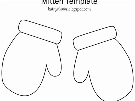 mitten coloring page mitten coloring pages inspirationa mitten coloring pages