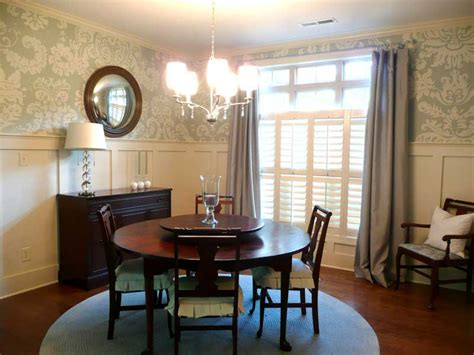 worthy style dining room wallpaper