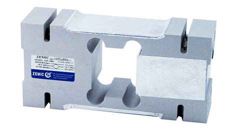Load Cell Single Point Alumunium Material Zemic Lssp L6g 300kg l6f single point load cell