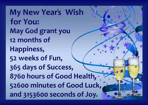new year wishes for new year s wish
