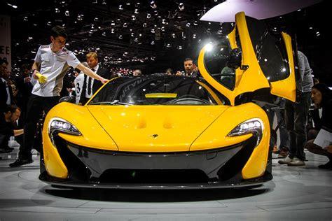 mclaren p1 916 hp reaches 217 mph 350 km h fastestcars org
