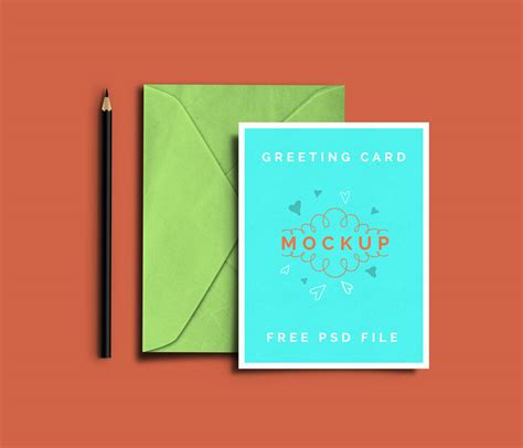 template birthday card psd greeting card psd mockups graphicsfuel