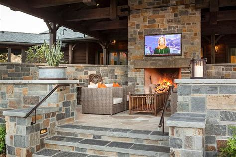 outdoor patio with fireplace patio fireplace modern patio outdoor