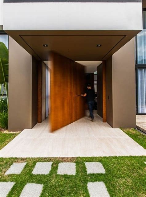 17 best ideas about modern entrance on modern