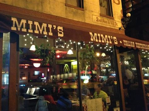 Memes Cafe - mimi s picture of mimi s restaurant new york city