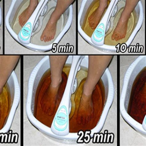 Detox Through Your by Foot Detox How To Flush Toxins From Your Through Your