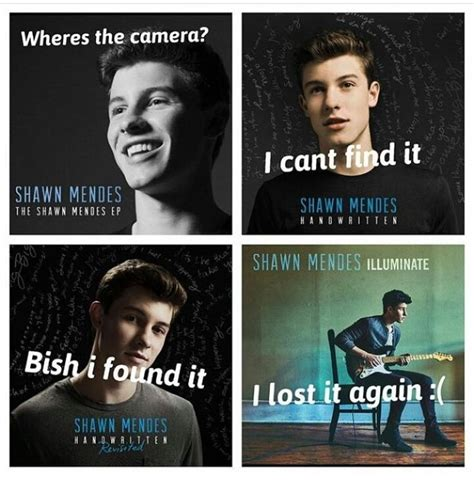 charlie puth quotev idk why there are so many shawn mendes memes but like