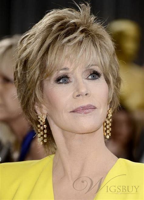 wigs jane fonda cut shorts hairstyles best hair style