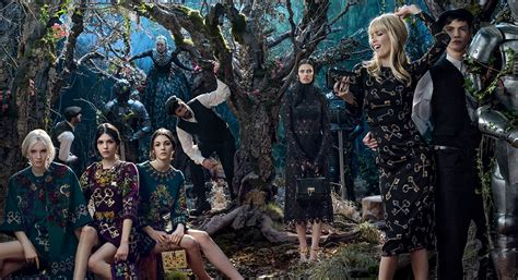 dolce and gabbano dolce gabbana autumn winter 2015 collection happy