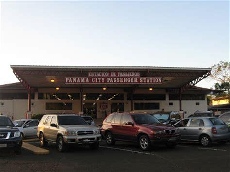 panama canal railway company: passenger trains