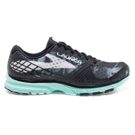 black white running shoes s launch 3 running shoes black