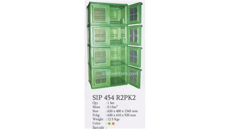 Lemari Plastik Untuk Piring rak piring plastik model container lemari new