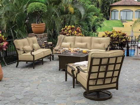 Pride Family Brands Castelle Emigh S Outdoor Living Pride Patio Furniture