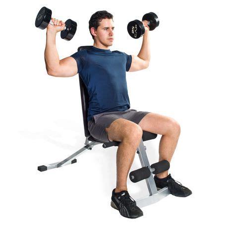 flat workout bench canada cap strength flat incline decline bench walmart canada