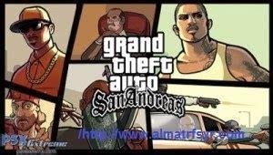 تحميل لعبة جيتي اي سان اندرياس download gta san andreas