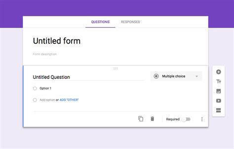 design form google docs 5 free and useful survey tools