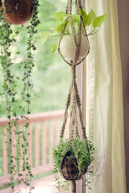 Macrame Plant Hanger Tutorial - vicki brown designs finding inspiration macrame plant