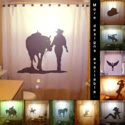 What Is Standard Shower Curtain Size Cowgirl Shower Curtain Western Theme Hat Boots Female Cowboy