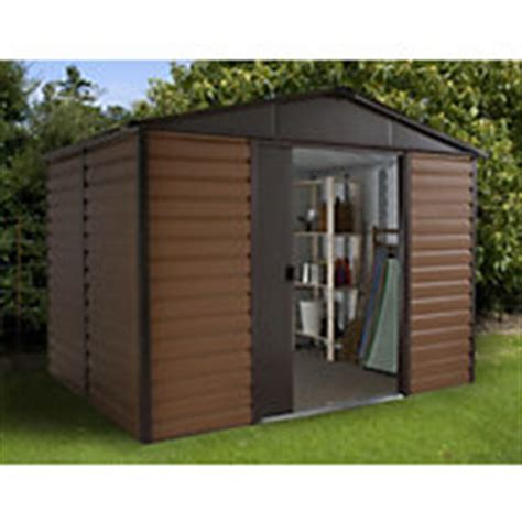 B Q Sheds For Sale by 8 X 6 Metal Sheds Deals Sale Cheapest Prices From