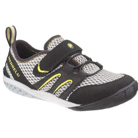 merrell trail glove barefoot shoes granite