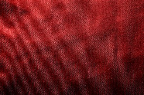 Vintage Home Decoration by Red Fabric Texture Background Photohdx