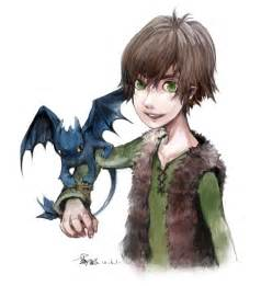 Human toothless x hiccup fanfiction hiccup and mini toothless by