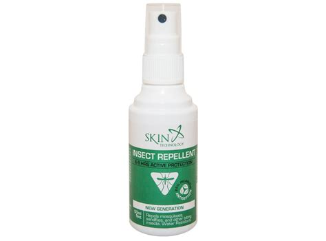 Mosquito Repellent Spray 120ml skin technology insect repellent picaridin 120ml