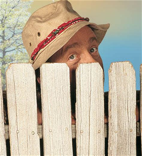 Who Played Wilson In Home Improvement by Wilson From Home Improvement Nick Nite
