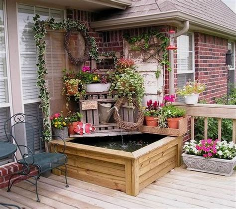 Patio Gardens Ideas Olympus Digital