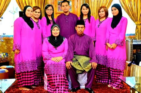 baju raya 2014 keluarga baju raya sedondon satu keluarga newhairstylesformen2014 com