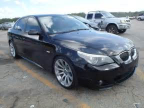 545i Bmw 2005 Wbanb33555b116263 Bidding Ended On 2005 Black Bmw 545i