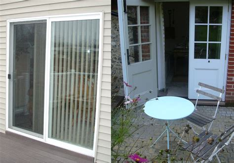 awning products doors vs patio doors sliding vs patio doors what to choose interior center opening