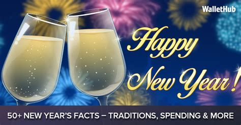 new year facts 50 new year s facts traditions spending more