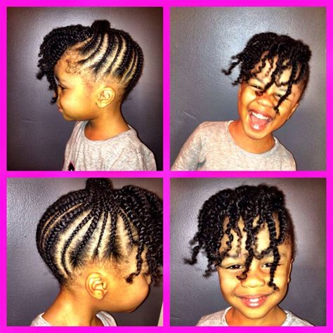 african princess little black girl natural hair styles on pinterest 355 best images about african princess little black girl