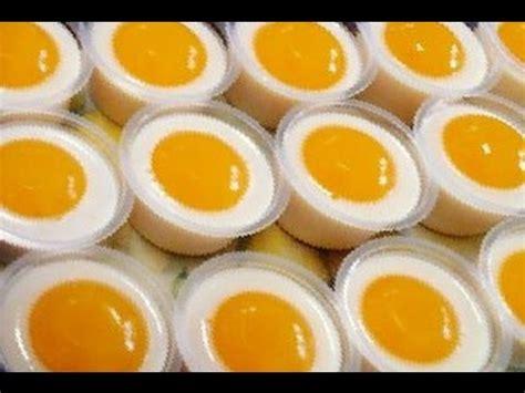 membuat puding telur mata sapi resep puding telor ceplok mata sapi youtube