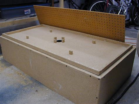 Vacuum Forming Table by Boddaker S Vacuum Forming Table
