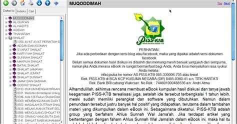 format ebook exe episs ktb 4 0 ebook kumpulan dokumen tanya jawab piss