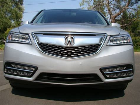 2014 Acura Mdx Parking Sensors by Genuine Bumpers Front Bumper Cover For 2014 2016 Acura