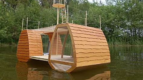 floating house design romantic floating house for two modern house designs for green living